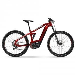 Rower Elektryczny Haibike SDURO FullSeven 8.0 27,5 czerwono-czarny