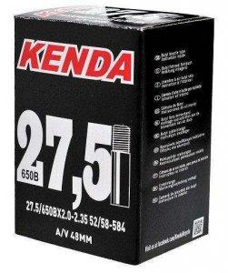 Dętka Kenda 27,5/650BX2.0-2.35 52/58-584 AV