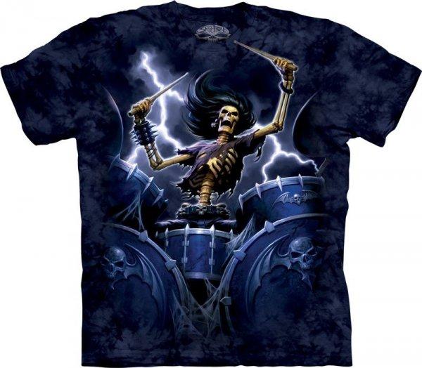 T-Shirt - Koszulka Death Drummer The Mountain 10-6242