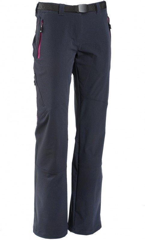 Spodnie trekkingowe damskie TERNUA AZUMA Shell Stretch