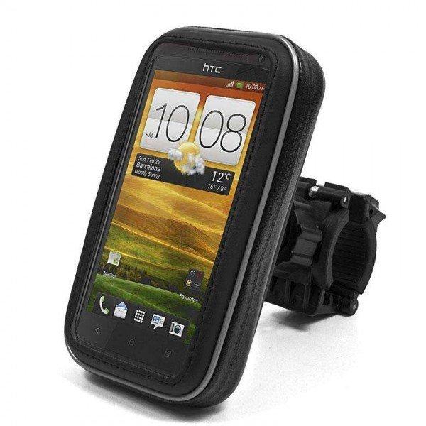 Uchwyt rowerowy do smartfonów Forever Mega