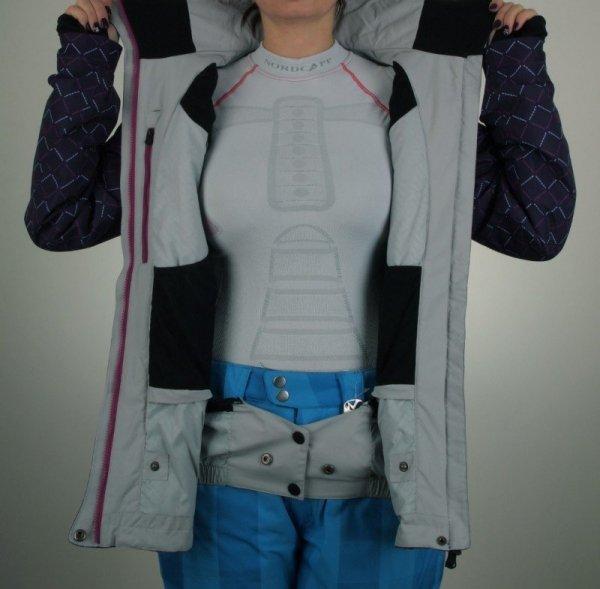 Kurtka narciarska damska MARKER COSMO Gore-Tex