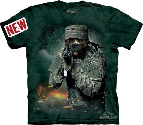 Koszulka The Mountain WAR ROCKY 10-3305
