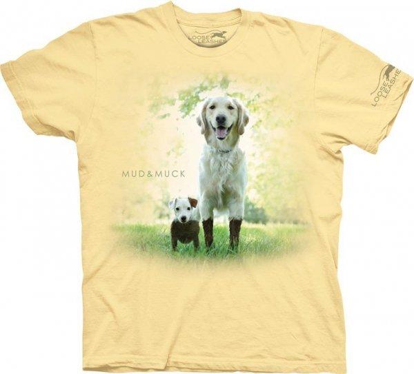 T-Shirt - Koszulka Mud & Muck The Mountain Evolution 12-7604
