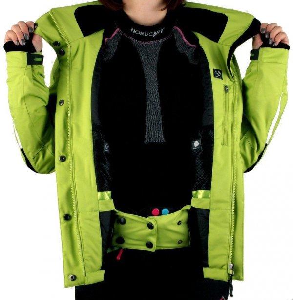Kurtka narciarska damska Nordcapp Camilla