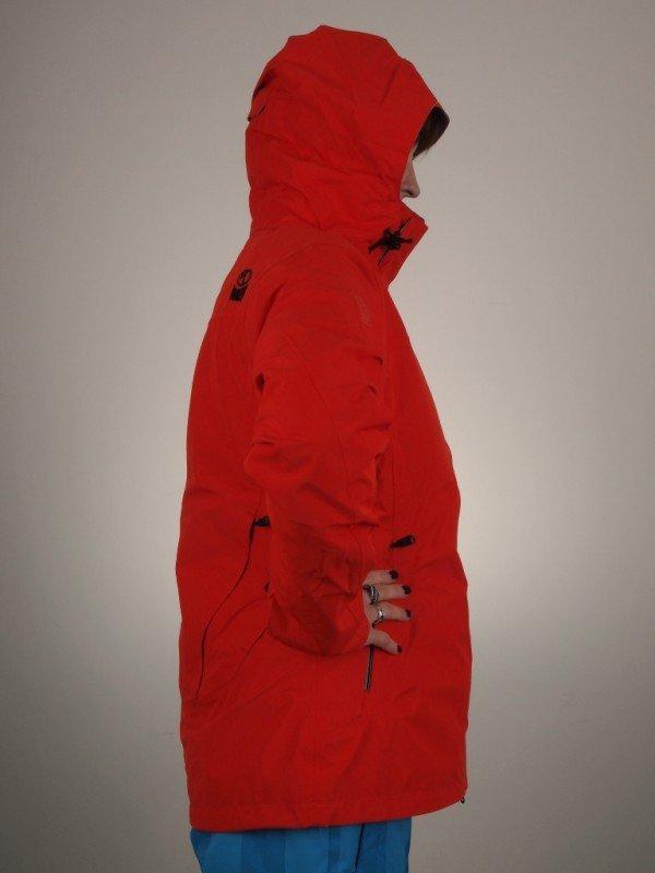 Kurtka narciarska damska MARKER GALAXY 3in1 Gore-Tex