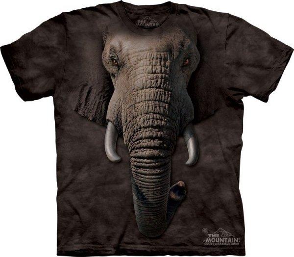 KOSZULKA THE MOUNTAIN ELEPHANT FACE 10-3260