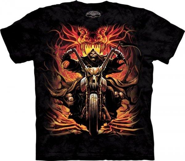 T-Shirt - Koszulka Grim Rider The Mountain 10-6041
