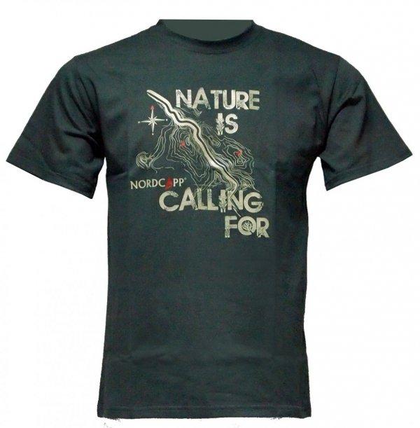 T-Shirt Męski Nordcapp Nature