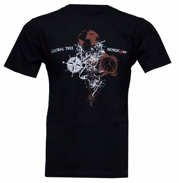 T-Shirt Męski Nordcapp Kompas