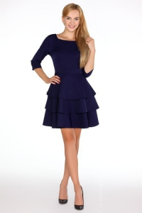Sukienka Reethan Navy Blue