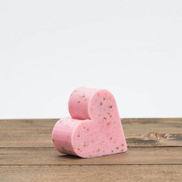 Mydło różane z miodem serce 75 g