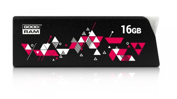 GOODRAM Pendrive 16GB USB3.0 CL!CK CLICK 110MB/s