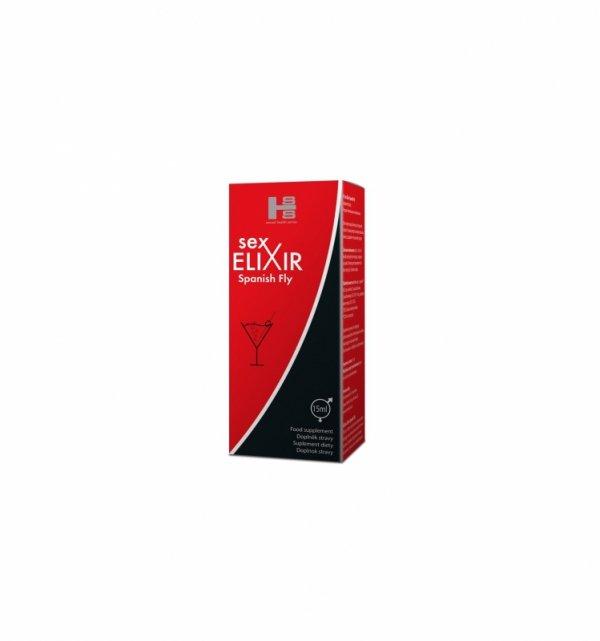 Sex Elixir Spanish Fly 15ml