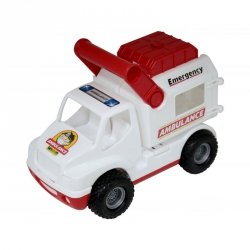 Samochód ambulans ConsTruck Wader QT