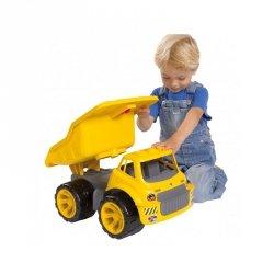 Big Jeździk Ciężarówka Maxi Truck samochód do piachu, przedszkola, domu...