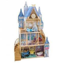 KidKraft Drewniany Domek dla lalek Zamek Kopciuszka Disney Princess