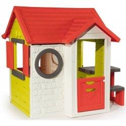 Smoby Domek My House Ze Stolikiem