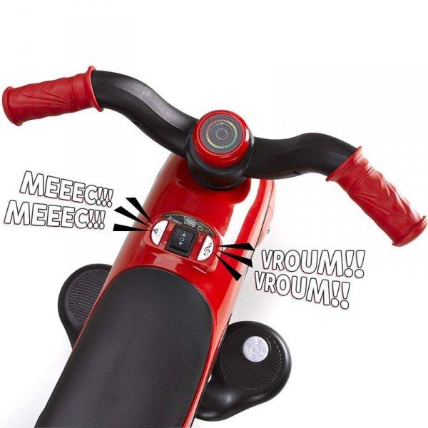 Feber Motor Rowerek Trójkołowy na Akumulator 6V