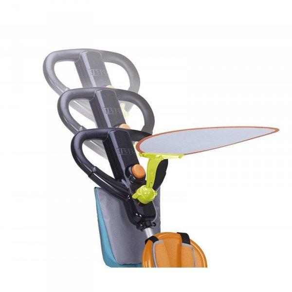 Feber Rowerek Trójkołowy Trike Baby Music - Obrotowy 360 stopni