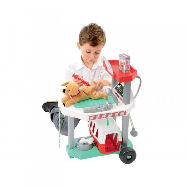 Wózek Lekarza Weterynarza Ecoiffier