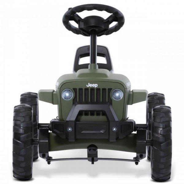 BERG Gokart na pedały Buzzy Jeep Sahara Ciche koła 2-5 lat do 30 kg