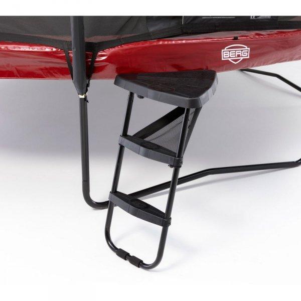 BERG Schodki Drabinka M z platformą do trampoliny 270/300