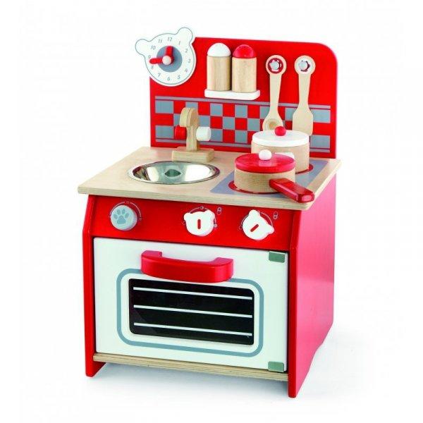 Viga Toys Kuchnia Drewniana Mini