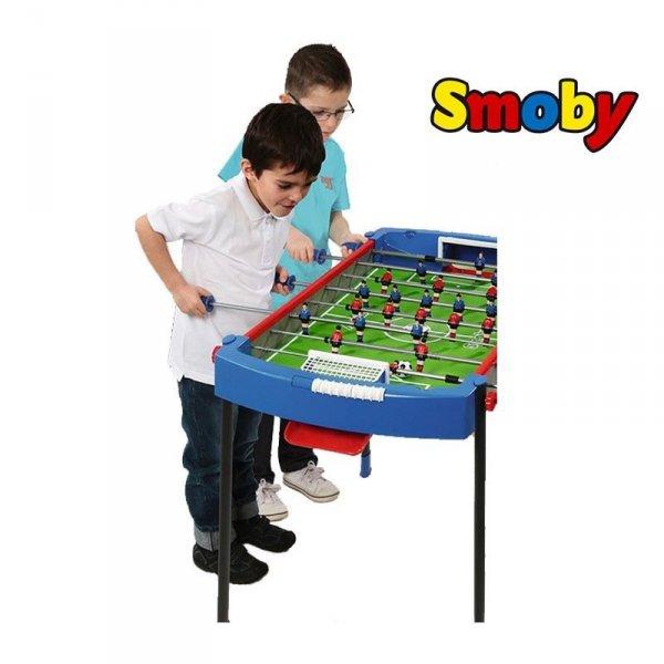 Piłkarzyki dla dzieci Smoby CHALLENGER Stół Piłkarski