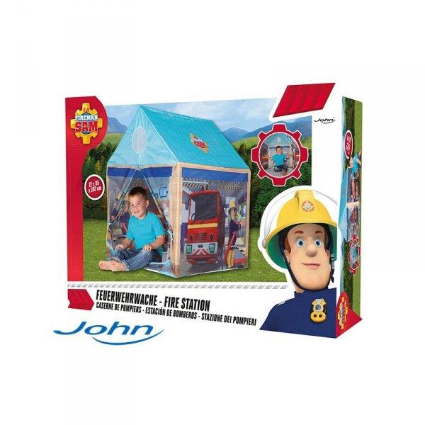 Simba Strażak Sam Duży NAMIOT domek REMIZA John