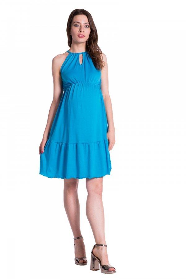 Sukienka ciążowa na ramiączkach 0920