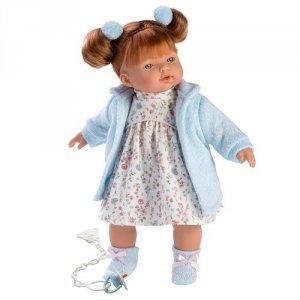 Hiszpańska lalka dziewczynka Lea – płacze 33cm  #T1