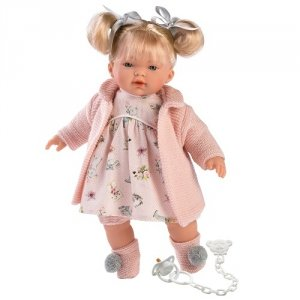 Hiszpańska lalka dziewczynka Aitana - 33cm #T1