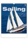 Kalendarz ścienny wieloplanszowy Sailing 2022 - exclusive edition - okładka