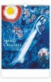 Marc Chagall 2020 - okładka