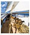Kalendarz ścienny wieloplanszowy Sailing 2021 - exclusive edition - luty 2021