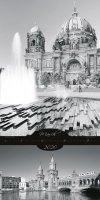 Kalendarz ścienny wieloplanszowy All About Cities 2020 - exclusive edition - marzec 2020
