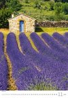 Kalendarz ścienny wieloplanszowy Provence 2021 - listopad 2021