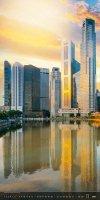 Kalendarz ścienny wieloplanszowy Above the  Cities 2021 - exclusive edition - listopad 2021