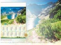 Kalendarze plakatowe 2021