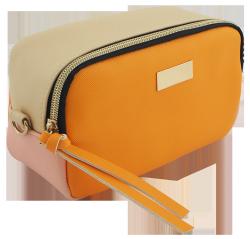 Kosmetyczka w kolorze pomarańczowym 54005909