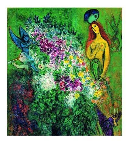 Marc Chagall 2020 - październik 2020