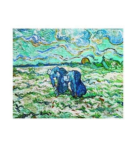 Kalendarz ścienny wieloplanszowy Vincent Van Gogh 2020  - luty 2020