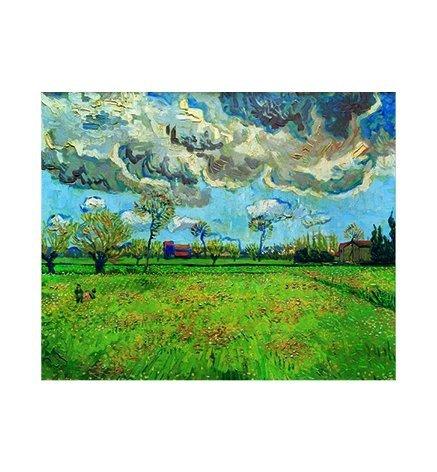 Kalendarz ścienny wieloplanszowy Vincent Van Gogh 2020 - czerwiec 2020