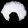 biała peruka strój kostium przebranie karnawał mikołaj