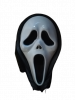 Maska krzyk z kapturem strój kostium przebranie karnawał