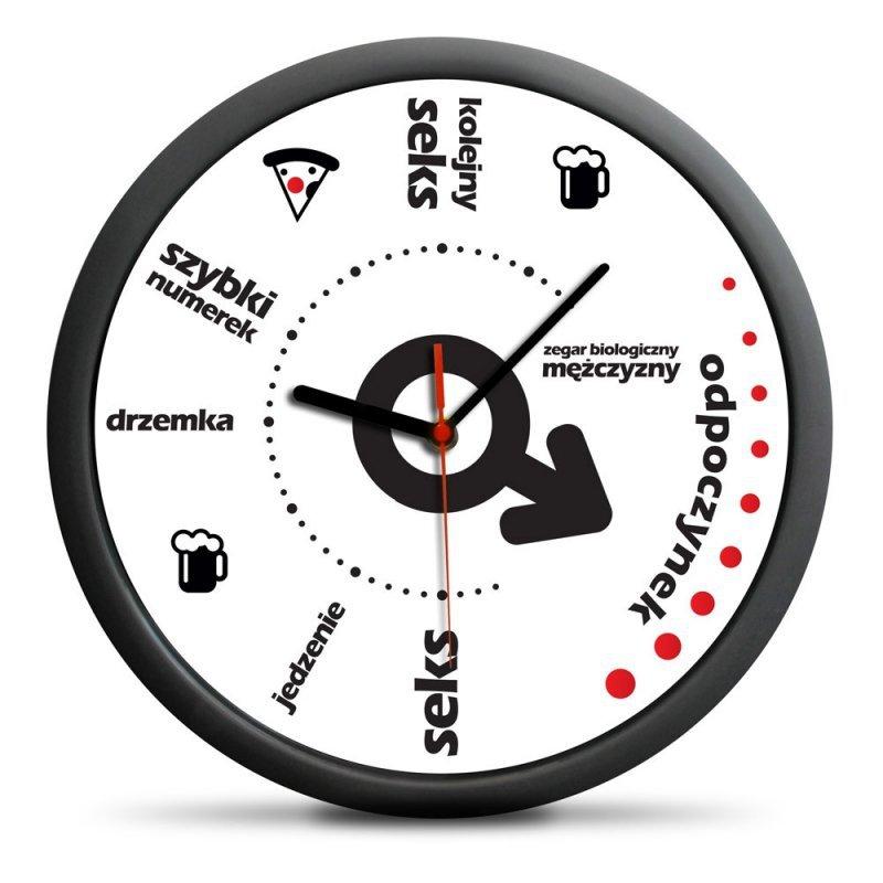 Zegar Biologiczny Mężczyzny - cichy mechanizm