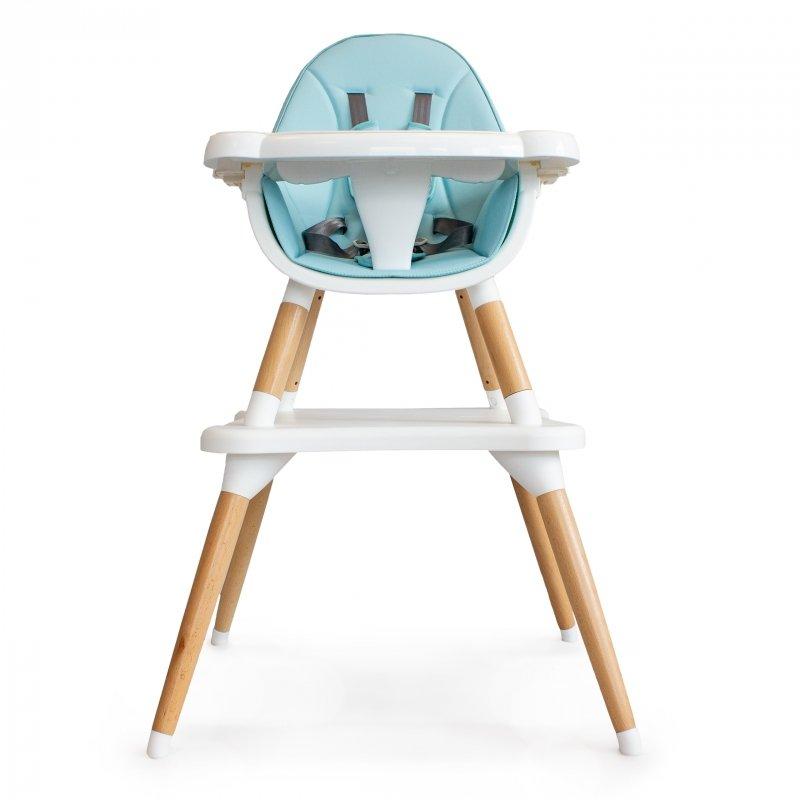 Fotelik krzesełko do karmienia 2w1 stół + krzesło ECOTOYS