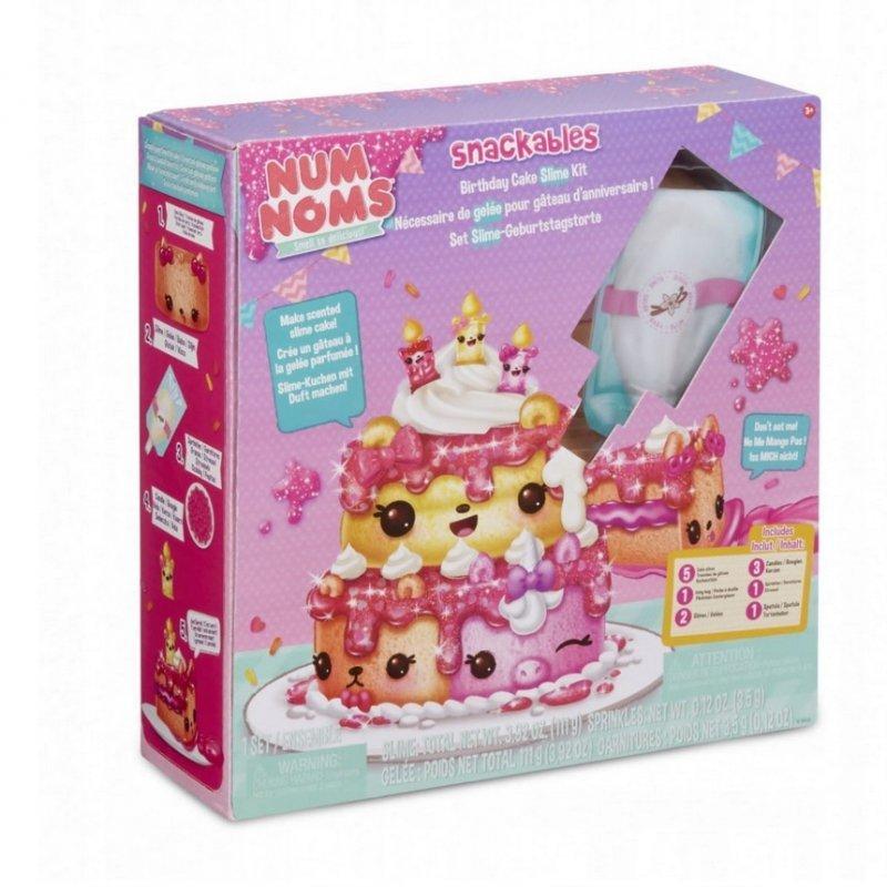 MGA Num Noms Tort Urodzinowy Snackables