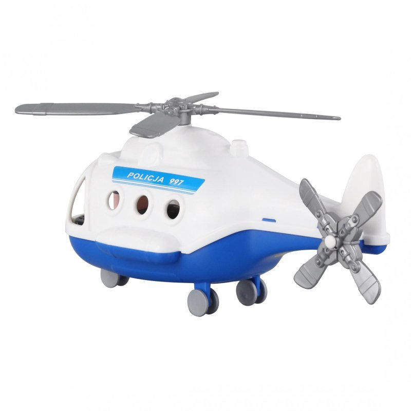 Wader QT Helikopter Policyjny Alfa
